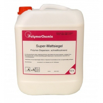 Supermattsiegel 10L